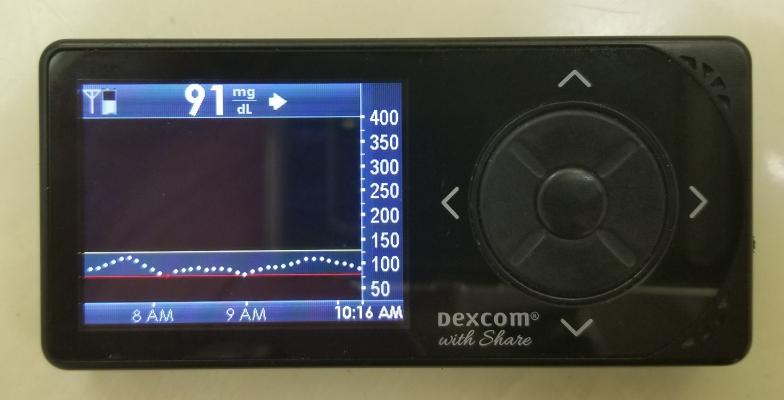 Dexcom dots